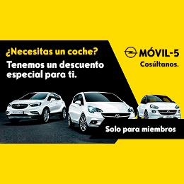 Móvil-5 Opel